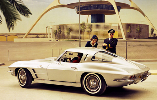 1963 Corvette Stingray Classic