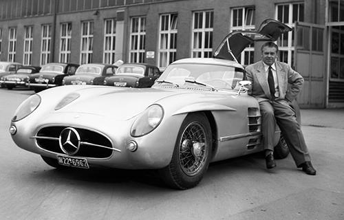 SLR Uhlenhaut Coupe 1955