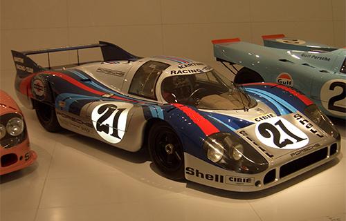 Porsche 917 4.9 LH Coupe