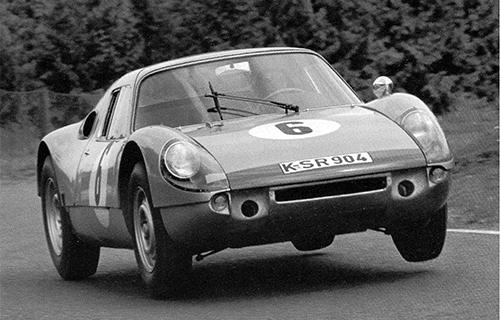Porsch 904 Carrera gts 4