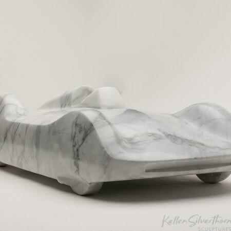 Stromlinie Sculpture Front Right